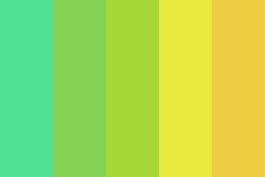 Pastelly Color Palette