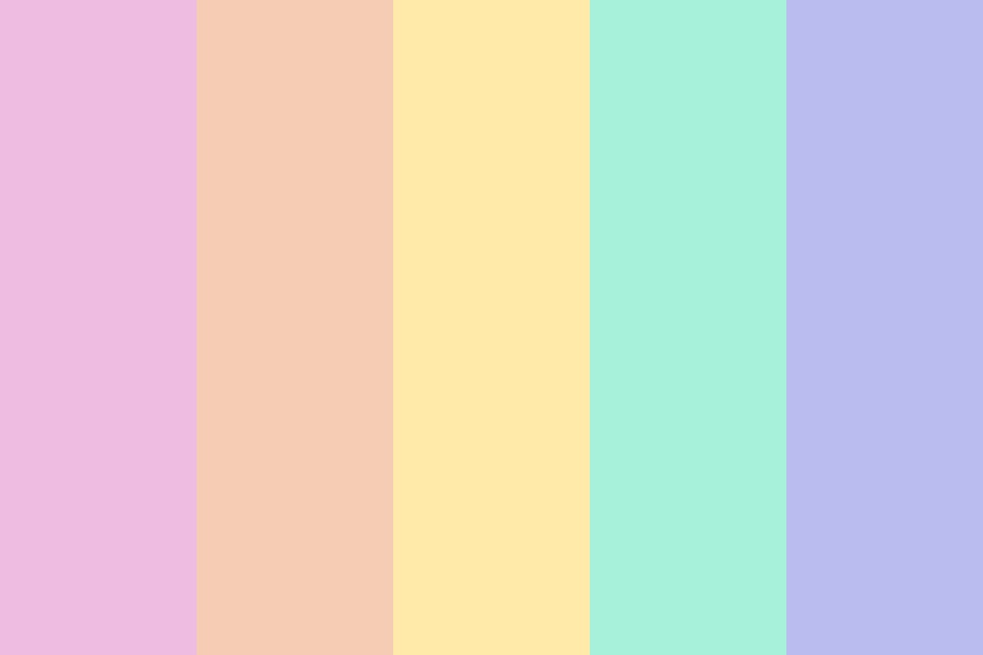 Pastelpops Color Palette