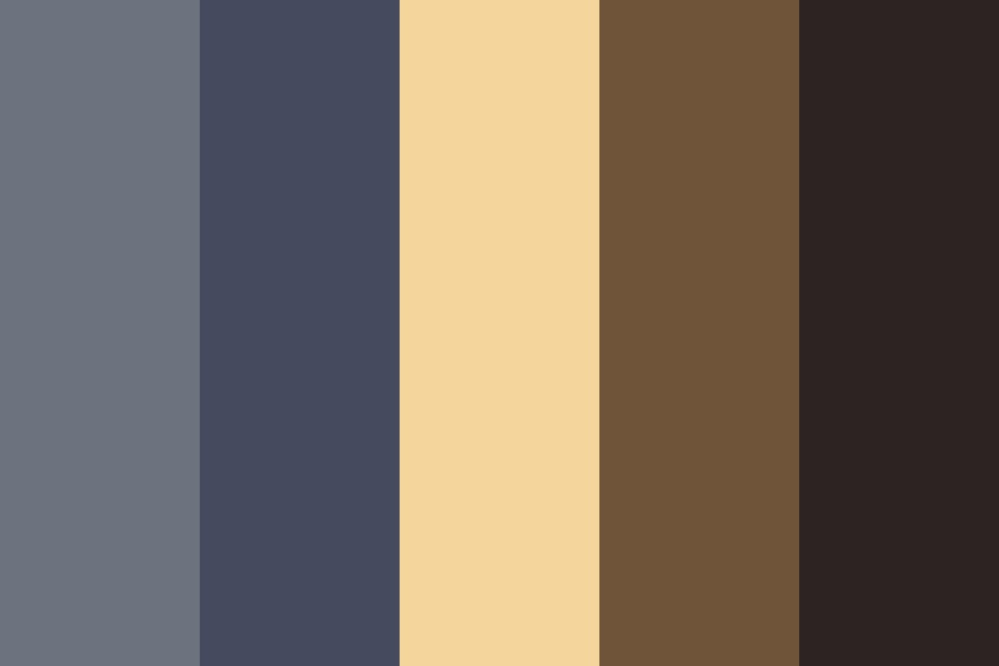 Pebblebeach Color Palette