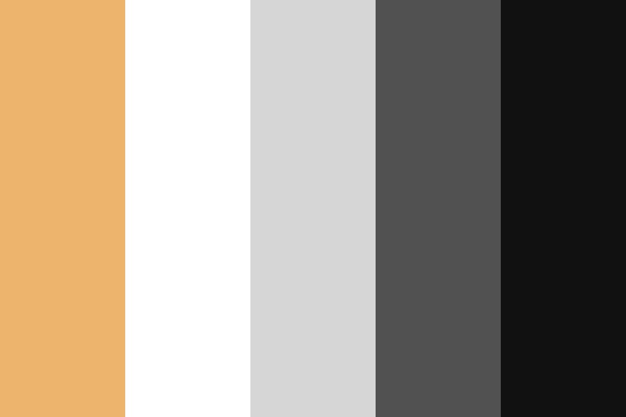 Perfectly Neutral Color Palette