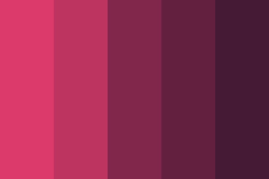 Persephone In Summer Color Palette