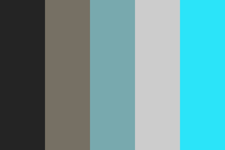 Pharr Brown Pallette Color Palette