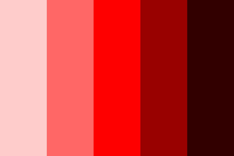 Pink   Red   Brown Color Palette