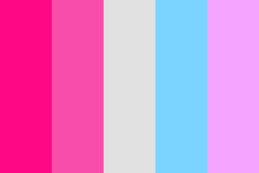Pinkie Pie Party Color Palette