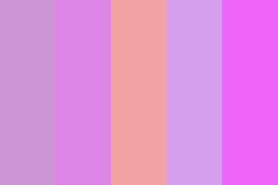 Pinkish Color Palette