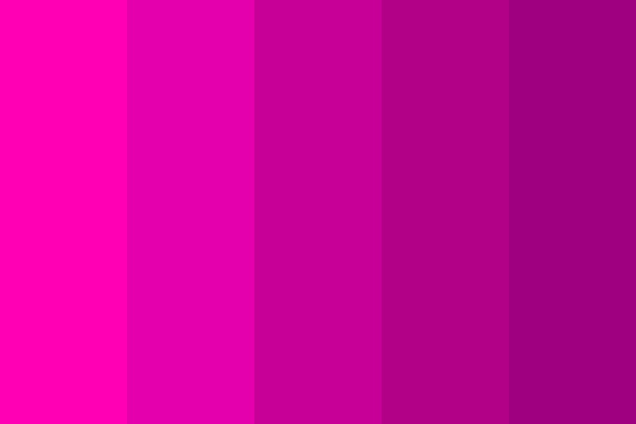 Pinksss Color Palette