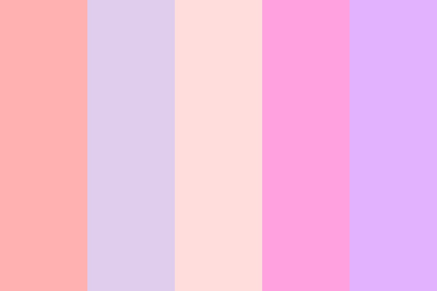Pinky Purples Color Palette