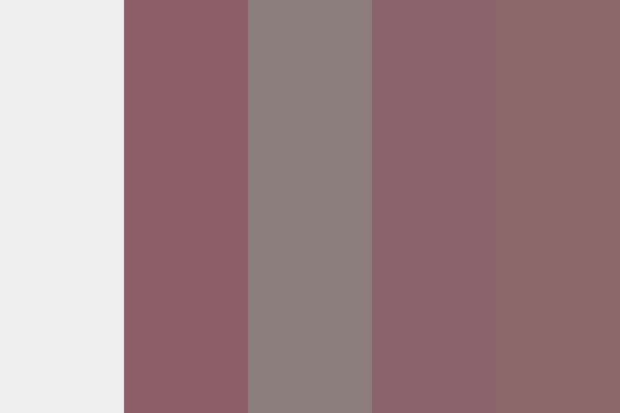 Pinkyrosy Color Palette