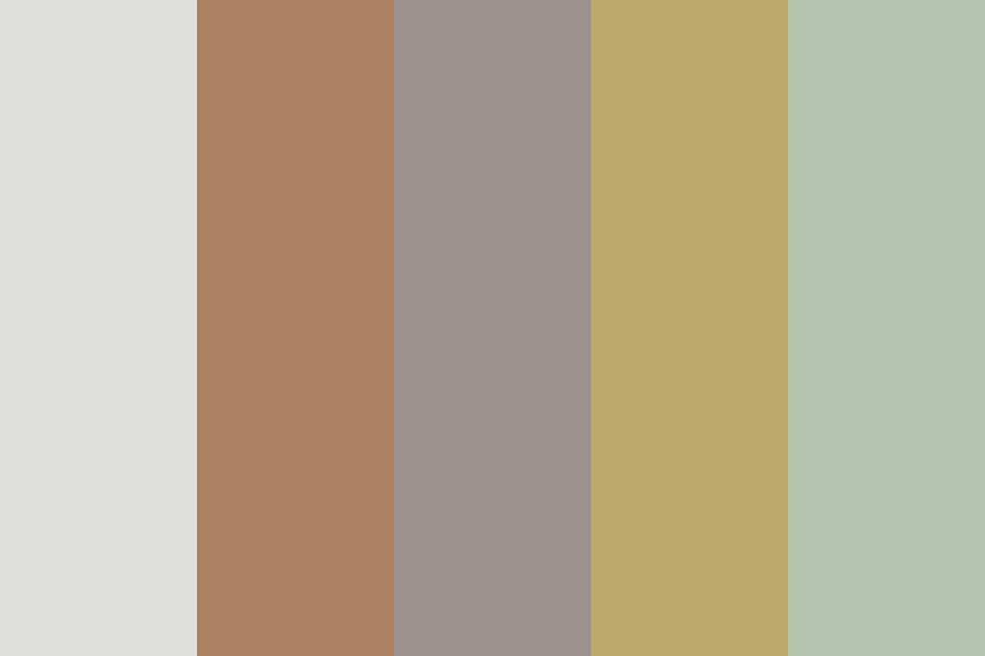 Pisces Aquarius Capricorn And Jones Ltd Color Palette