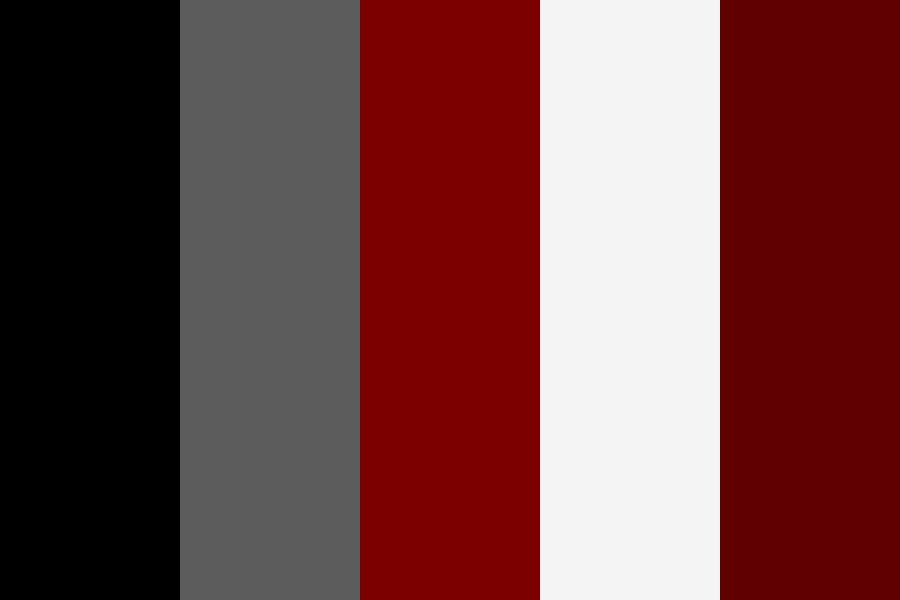 Pitiful Creature Of Darkness Color Palette