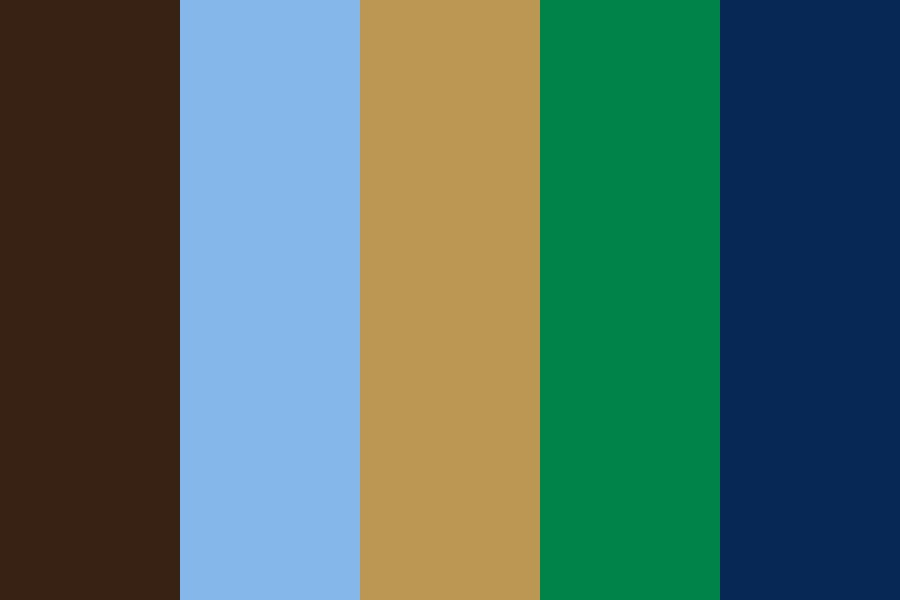 Podcast Logo Color Palette