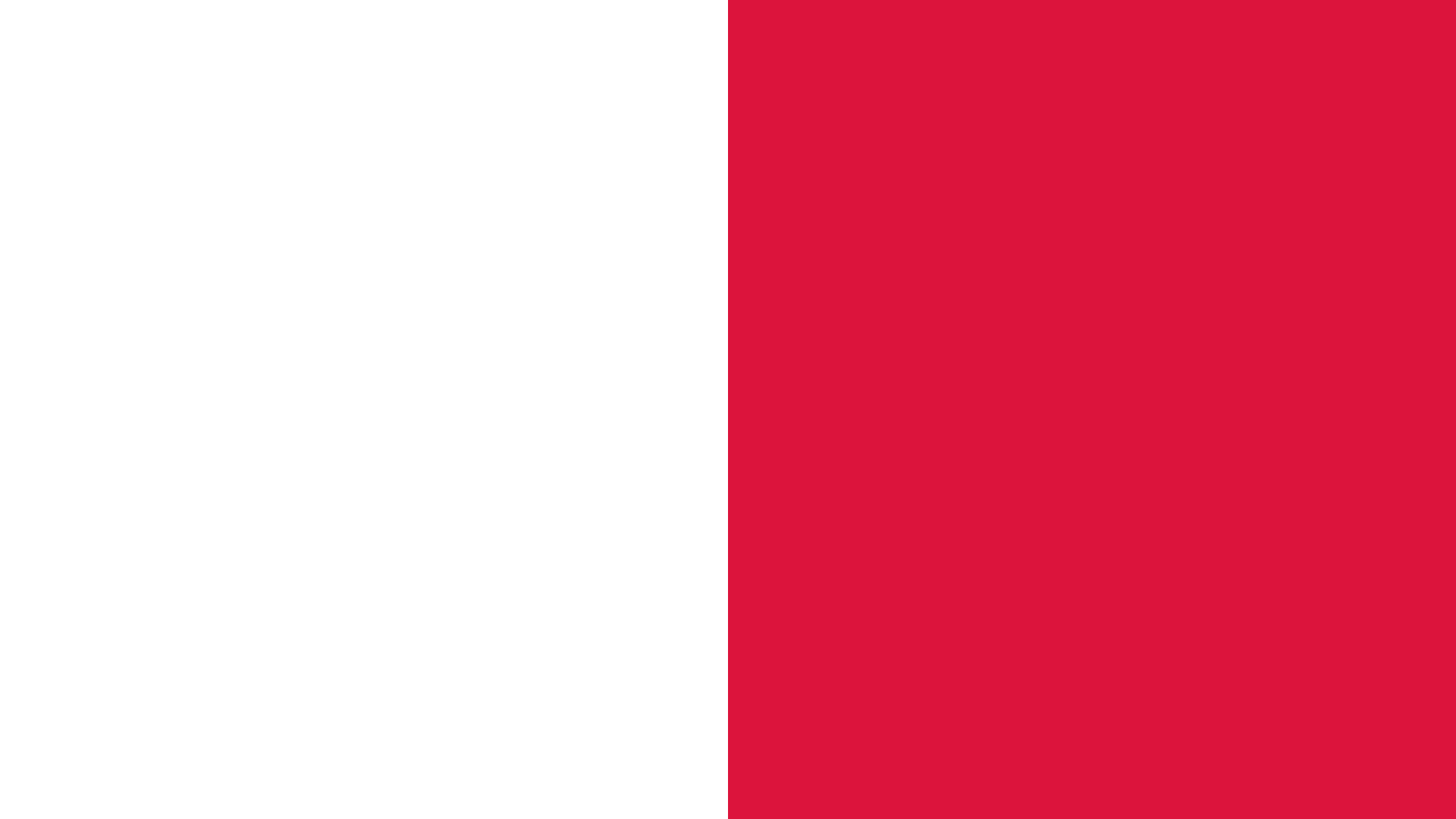 Poland Flag Colors