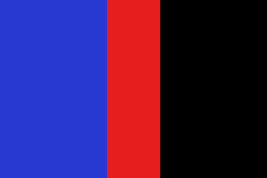 Polyamory Flag Color Palette