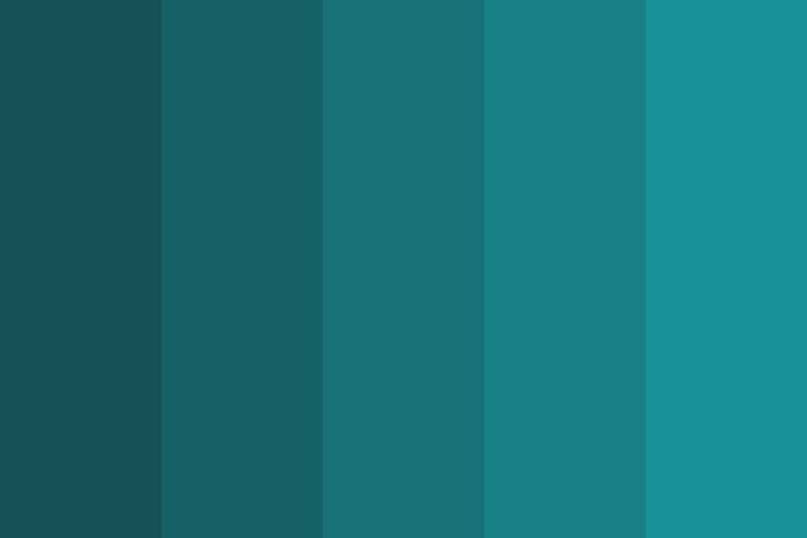 Poolintheocean Color Palette