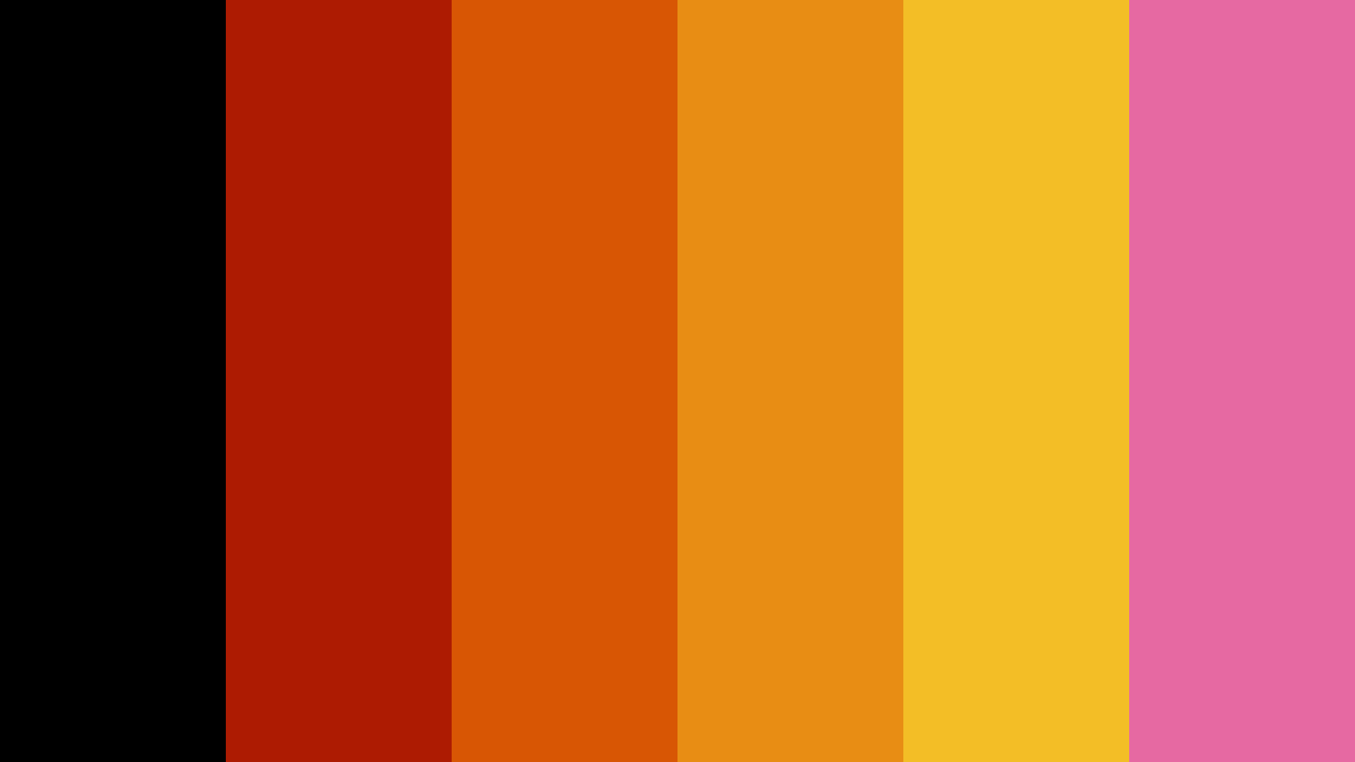 PricewaterhouseCoopers (PWC) Logo Color Palette