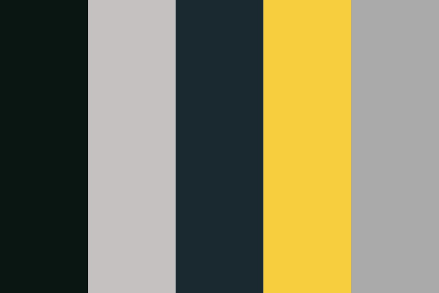 Prof And Modern Color Palette