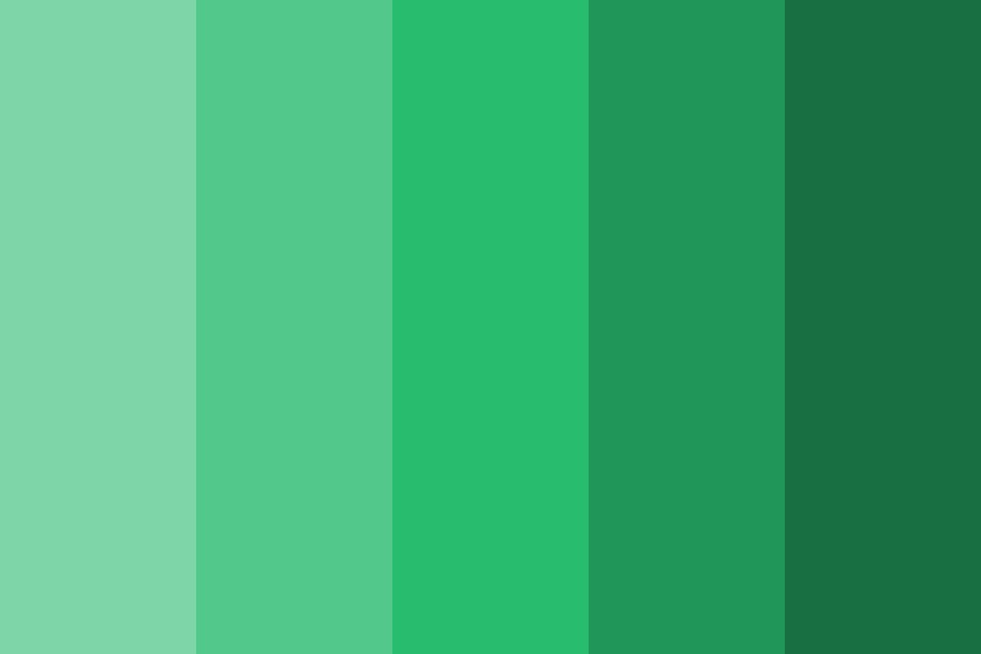 Ptllightgreen Color Palette