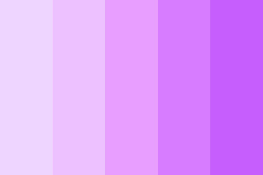 Purple Delight Color Palette