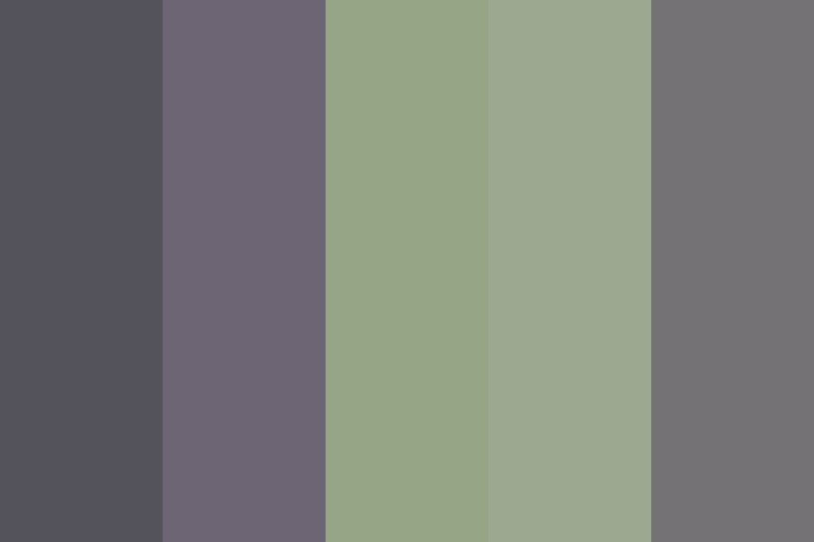 Purple Lines Color Palette