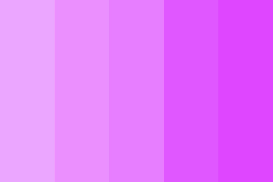Purple Mountains Majesty Color Palette