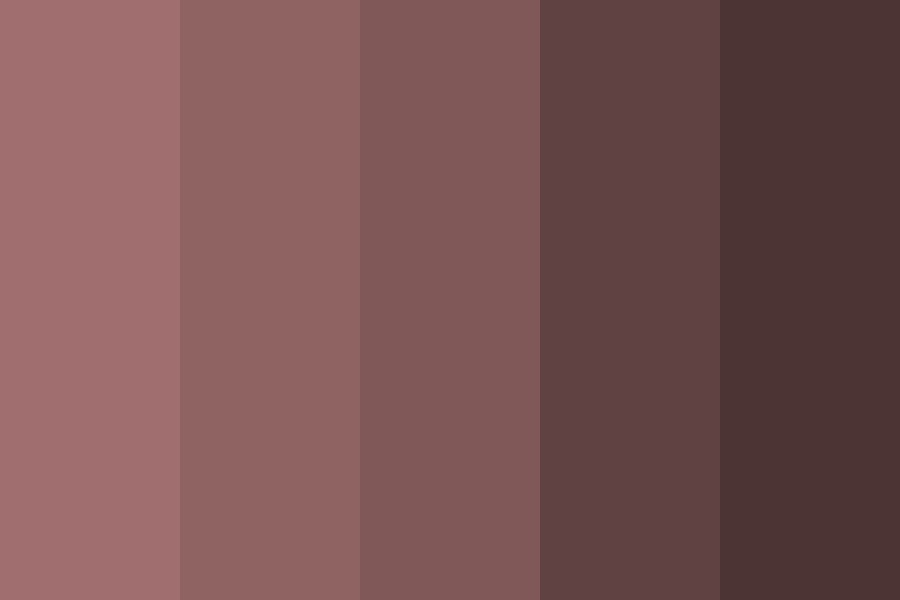 Purple Neutrals Color Palette