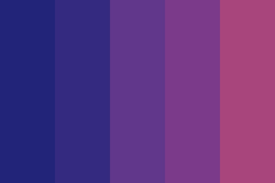 Purple P Nix Color Palette