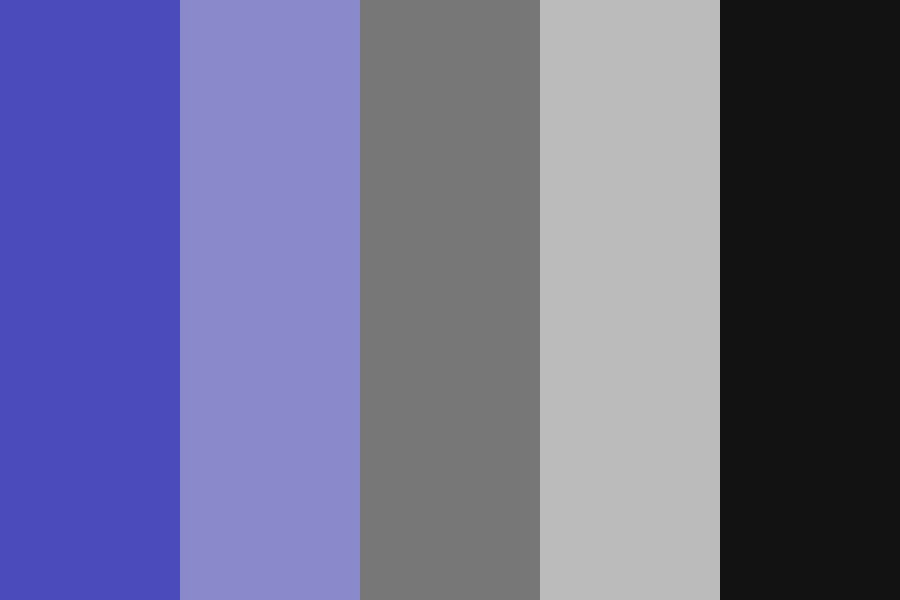 Purplecode Color Palette