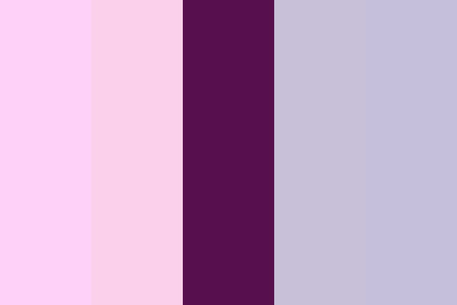 Purples And Pinks Color Palette