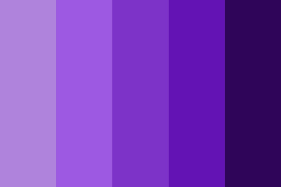 Purplewitch Color Palette