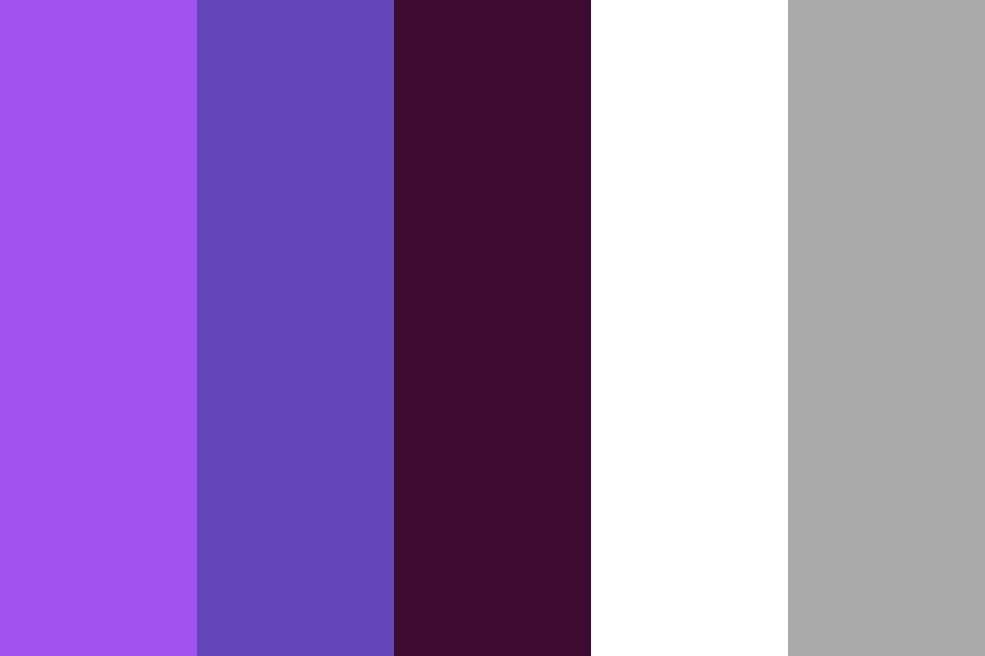 Queen Of Night Color Palette