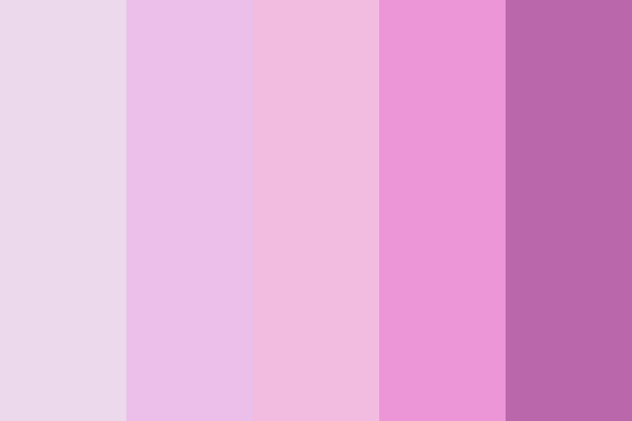 Queen Seydas Boudoir Blog Colors Pink Version Color Palette