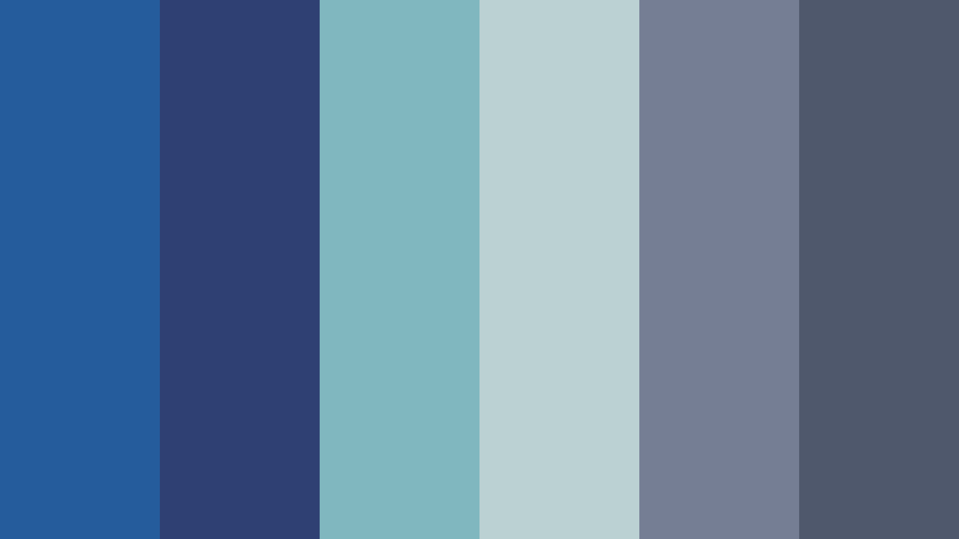 Quietly Ethusiastic Color Palette