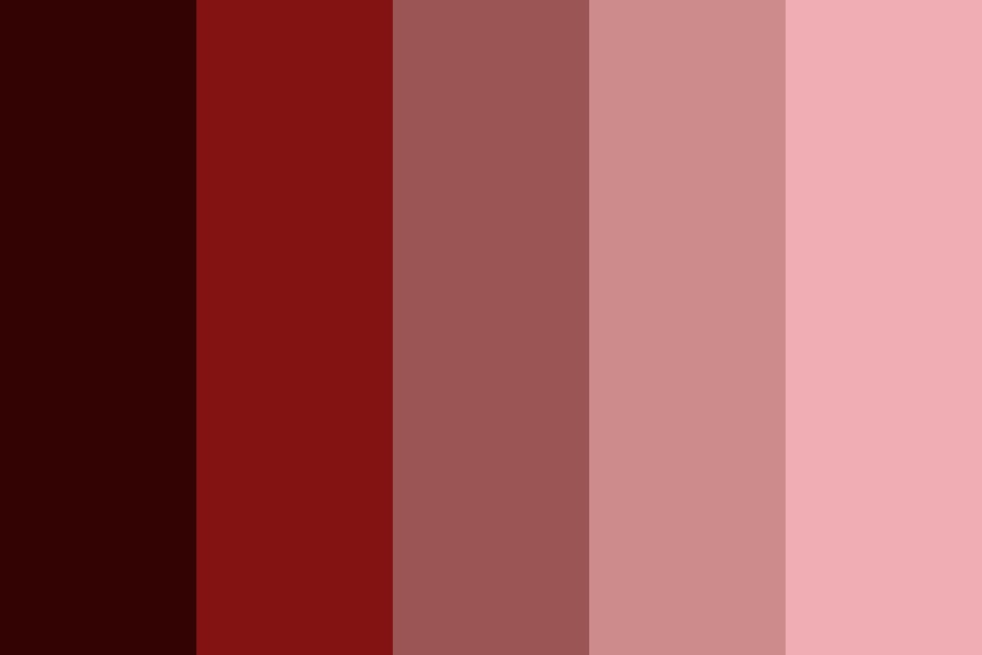 Red Beds Color Palette