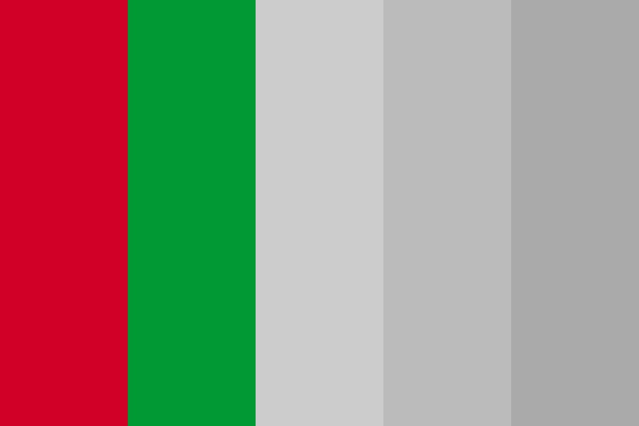 Red Or Green Color Palette