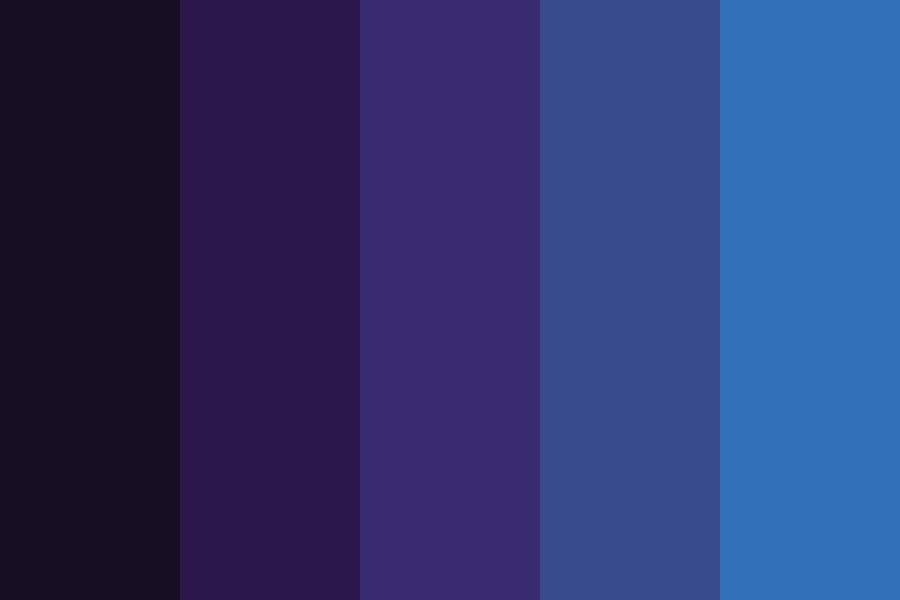 Red Ribbons Color Palette