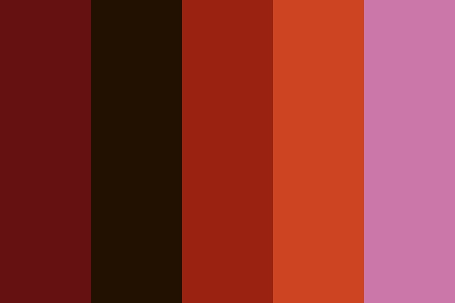 Redberry Color Palette