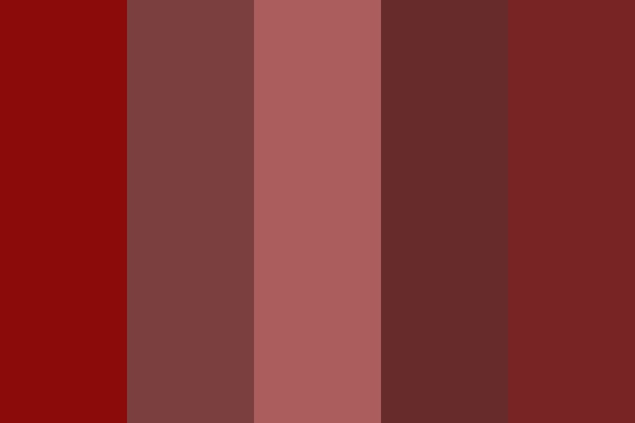 Reddy To Go Color Palette