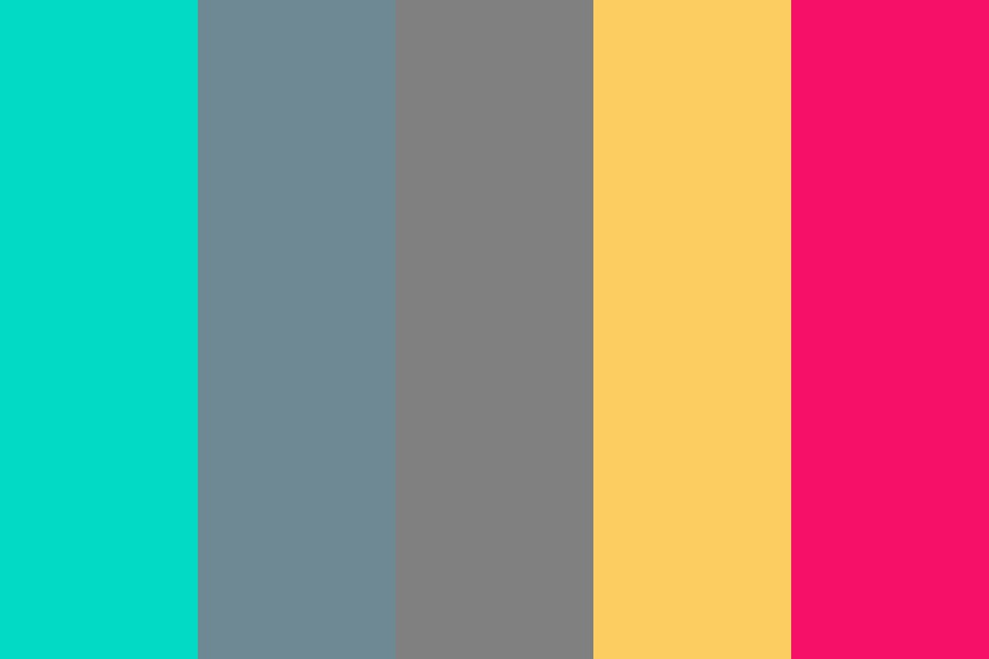 Redible Color Palette