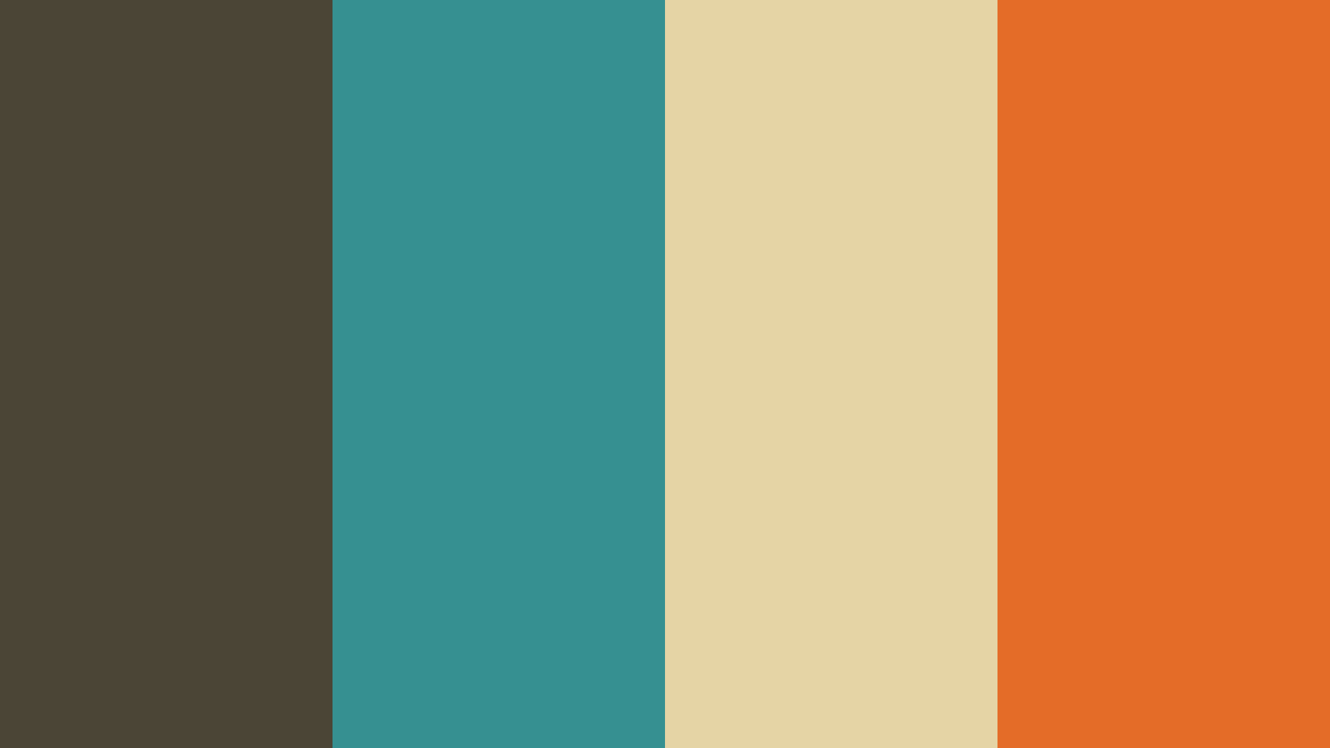 Retro Always Color Palette