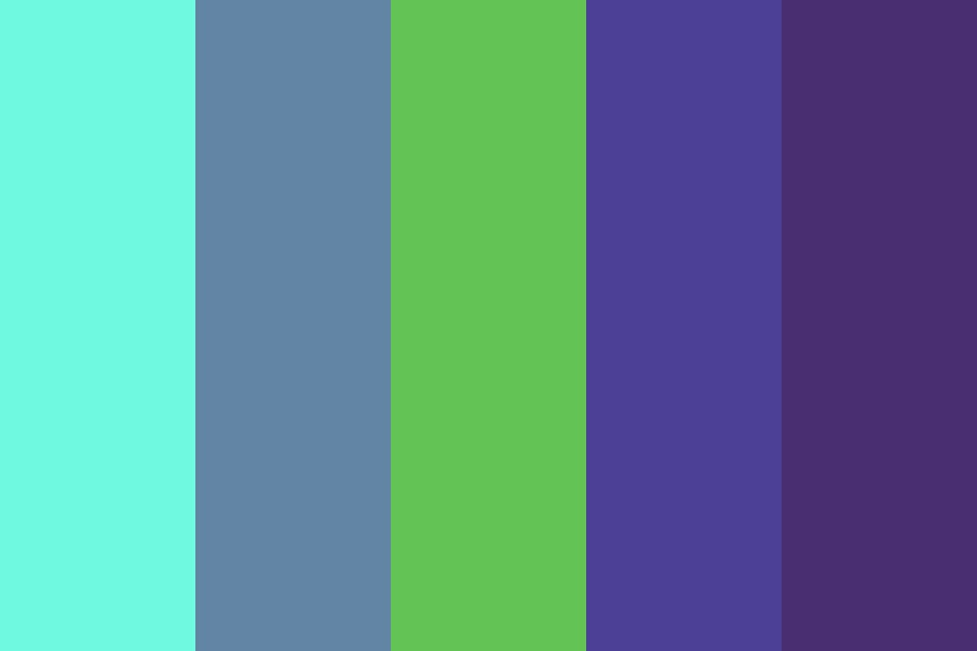Retro Meme Color Palette