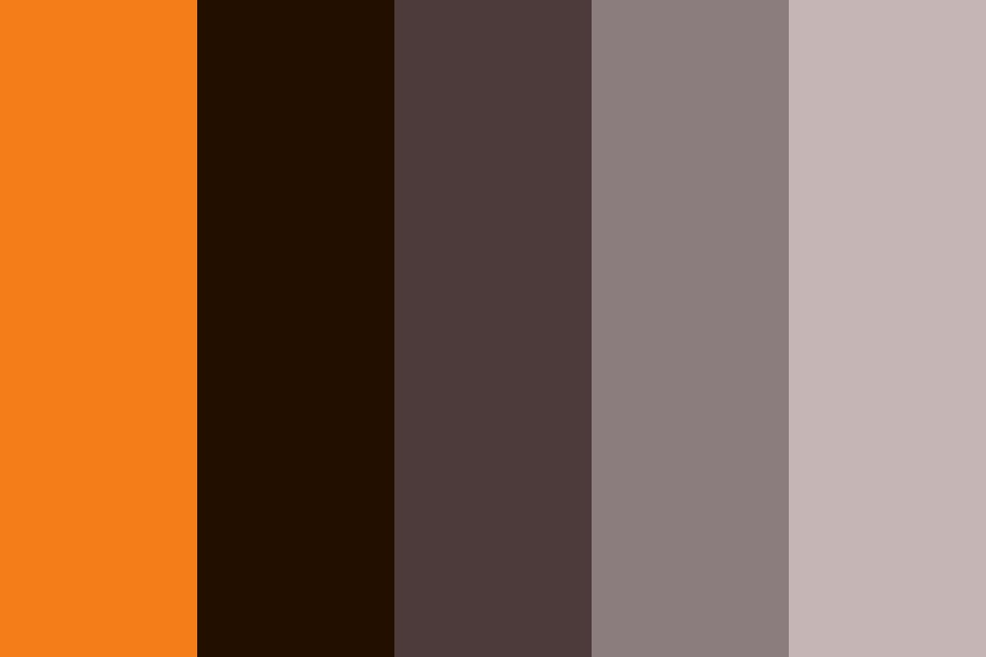 Retro Revisit Color Palette