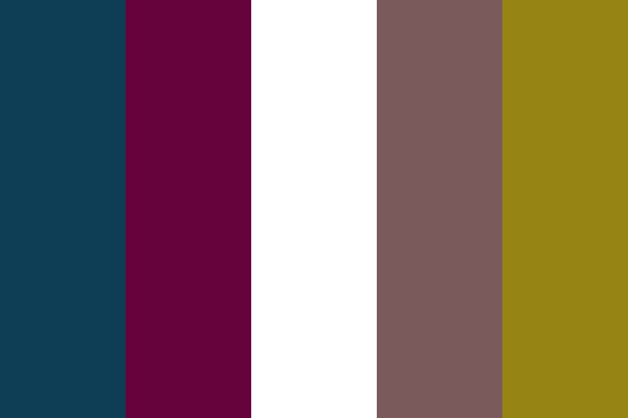 Rich Earth Tones Color Palette