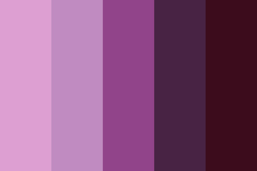 Rich Royal Color Palette
