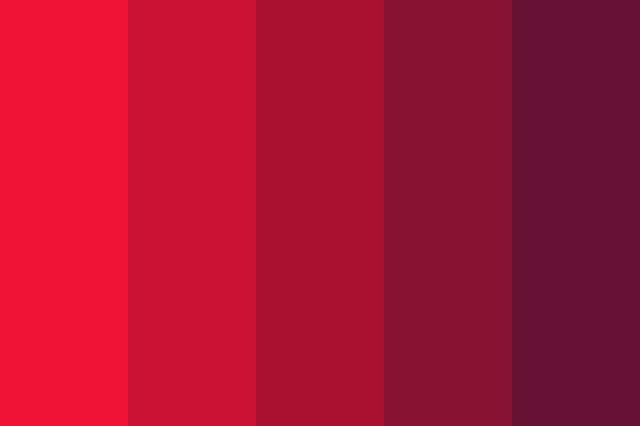 Roses Aesthetic Color Palette