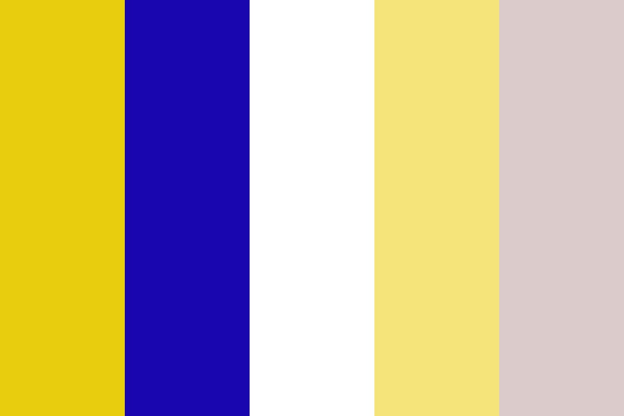 Royal Birthday Color Palette