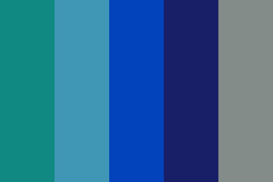 Royal Vibration Color Palette