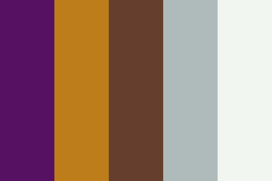 Royal Zoo Color Palette