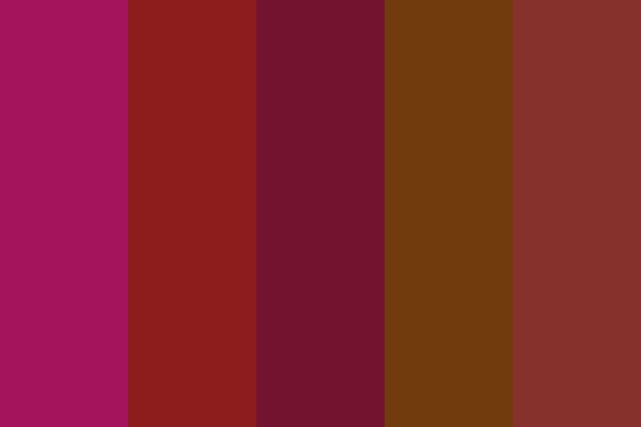 Rumflower Color Palette