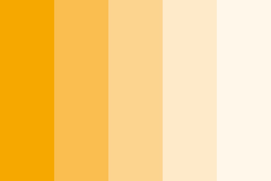 Rwth orange Color Palette