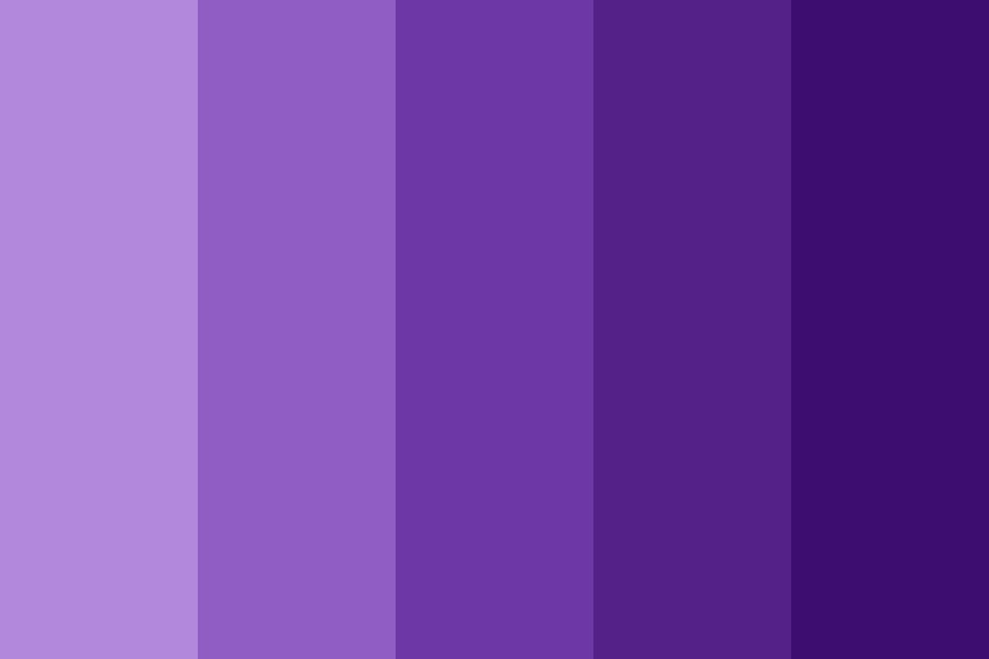 Sarahs Purple Color Palette